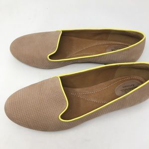 CLARKS | leather valley lounge loafer nubuck